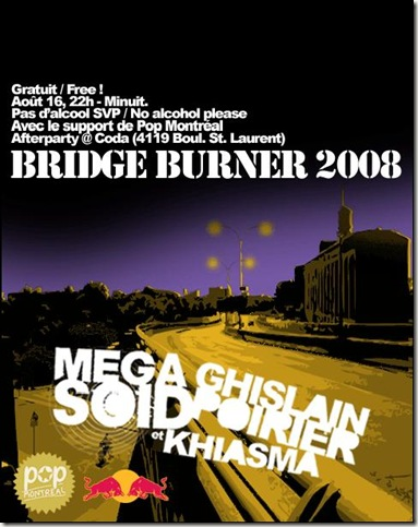 BridgeBurner